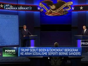 Trump & Biden Saling Sebut Satu Sama Lain sebagai Pembohong