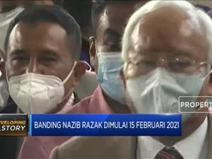 Sidang Banding Nazib Razak Dimulai 15 Februari 2021