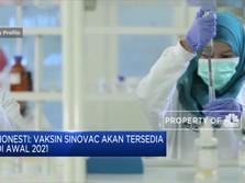 Bio Farma Klaim Vaksin Sinovac Tak Timbulkan Efek Samping