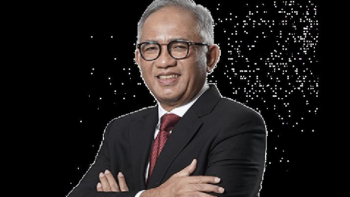 Direktur Utama PT Hutama Karya (HK), Budi Harto (Dok. HK)