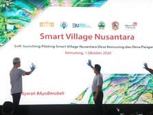 Digitalisasi Desa, Telkom Hadirkan Smart Village Nusantara