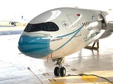 Garuda Indonesia Dapat Kredit Rp 1 T dari LPEI, Buat Apa?