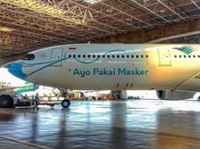Garuda Nego Ulang 67 Pesawat Boeing-Airbus, Order Batal nih?