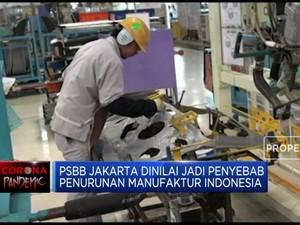 IHS Markit: PMI Indonesia Ambles ke Level 47, 2 di September