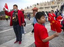 Tak Kenal Resesi, Ekonomi China Bakal Tumbuh 1,9%