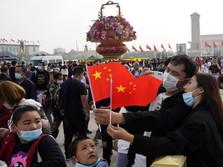 PDB China Tumbuh Paling Lambat Selama 4 Dekade