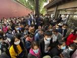 China Mah Bebas, Tak Ada Corona, Warga Rayakan Golden Week