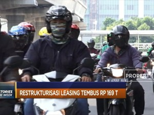 Restrukturisasi Leasing Rp 169 T Hingga Subsidi Bunga KPR