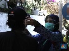 Jakarta & Jabar Kembali Pimpin Pertambahan Kasus Covid-19