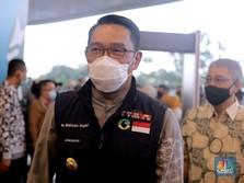 Bangun Infrastruktur, Ridwan Kamil Dapat Dana PEN Rp 1,8 T