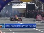 Honda Mundur dari Balapan F1 Pada 2021