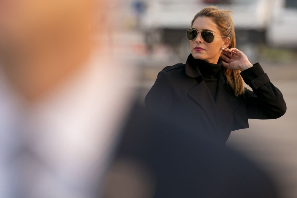 FILE - In this Sept. 12, 2020, file photo, Counselor to the President Hope Hicks arrives with President Donald Trump at Reno-Tahoe International Airport in Reno, Nev. Hicks has tested positive for the coronavirus. Hicks, who serves as counselor to the president and traveled with him to a Wednesday, Sept. 30, 2020 rally, tested positive Oct. 1, according to an administration official who spoke on condition of anonymity to discuss private health information.(AP Photo/Andrew Harnik, File)