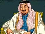Raja Salman Ungkap Prioritas untuk Kawasan Teluk, Apa Saja?