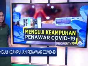 Menguji Keampuhan Penawar Covid-19 di Indonesia