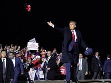 Trump & Istri Positif Corona, Kini Karantina di Gedung Putih