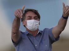 Heboh Brasil Tolak Beli Vaksin Sinovac, Begini Respons China!