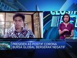 Presiden Trump Terinfeksi Corona, IHSG Ditutup Melemah 0,83%