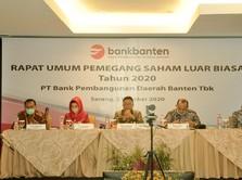 Sederet Alasan Penyertaan Modal Bank Banten Tak Bisa Ditunda