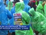 Tolak Pengesahan RUU Ciptaker, Buruh akan Mogok Nasional
