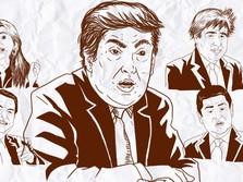 Bukan Ngadi-Ngadi! Trump, Pemimpin Dunia Lain Juga Kena Covid