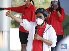 Cerita BKS Soal Pesawat & Kereta Lumpuh Gegara Pandemi Corona