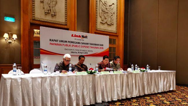 LINK KBLV Grup Lippo Bakal Jual LINK, Saham First Media Auto Reject!