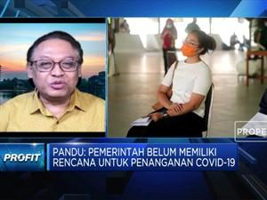 Pandu Riono:Harusnya Tes PCR Bukan RP 900 Ribu Tapi Disubsidi