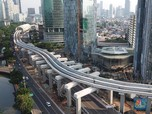 Sabar Ya! LRT Cibubur-Bogor Dalam Tahap Persiapan