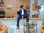 Amazing! Jungkook BTS Pria Terseksi Sedunia 2020