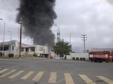 Ngeri... Dalam 3 Hari, 3 Pangkalan Militer AS Ditembak Roket