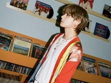 Terinspirasi Blue & Grey, Lilin Produksi V BTS Ludes Terjual