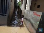 Warning BNPB: Hujan Deras Hingga Sore, Waspada Sungai Meluap