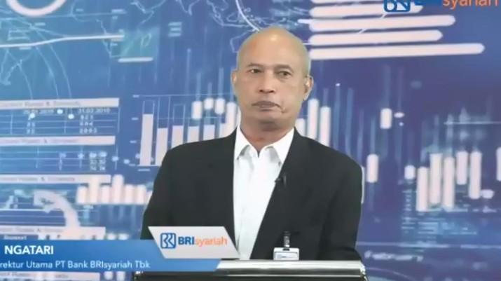 """Workshop Perbankan Syariah """"Memacu Literasi Keuangan Syariah Mendorong Pemulihan Nasional"""". Ist"""