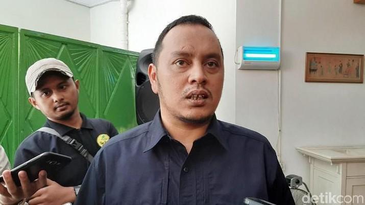 Anggota DPR dari Fraksi Nasdem Willy Aditya