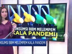 Konsumsi BBM Melempem Kala Pandemi