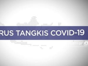 Jurus Tangkis Covid-19