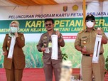 Mentan SYL Puji Lampung Sebagai Penyumbang Pangan Nasional