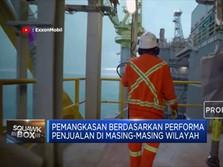 Exxon PHK 1.600 Pegawai di Eropa