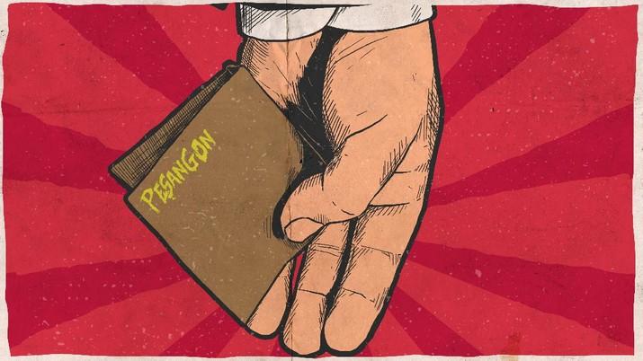 Infografis: Omnibus Law Cipta Kerja, Jangan Harap Dapat Pesangon Kalau Ini Menimpamu