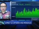 Investor Sambut Positif UU Ciptaker, IHSG Ditutup Menghijau