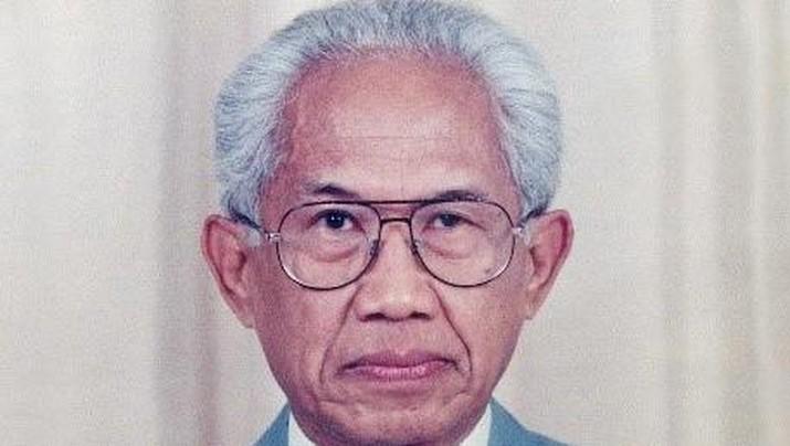 Menteri Pertambangan Subroto, pereode 29 Maret 1978 - 21 Maret 1988. (Dok: ESDM)