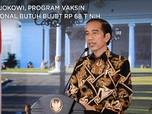 Pak Jokowi, Program Vaksin Nasional Butuh Bujet Rp 68 T Nih
