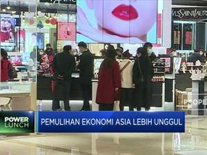 Goldman Sachs: Pemulihan Ekonomi Asia Lebih Unggul