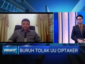 KSPI Bertemu Jokowi, Ini 10 Tuntutan Buruh Dalam UU Ciptaker