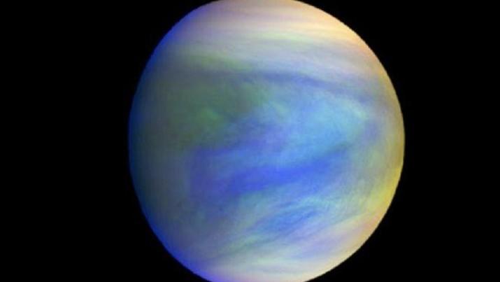 Planet Venus. Ist