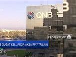 QNB Gugat Keluarga Pendiri Grup Bosowa Rp 7 Triliun