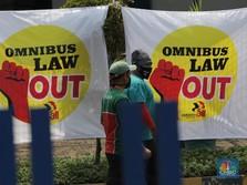 Omnibus Law Buat Investasi ke RI Moncer Meski Pandemi, Bener?