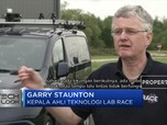 Uji Coba Kendaraan Berteknologi 5G