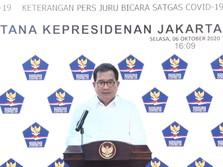 Bukan di Jawa, Ini 5 Provinsi dengan Kenaikan Covid Tertinggi