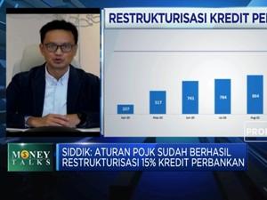 BARa: 15% Debitur Restrukturisasi Berpotensi Menjadi NPL